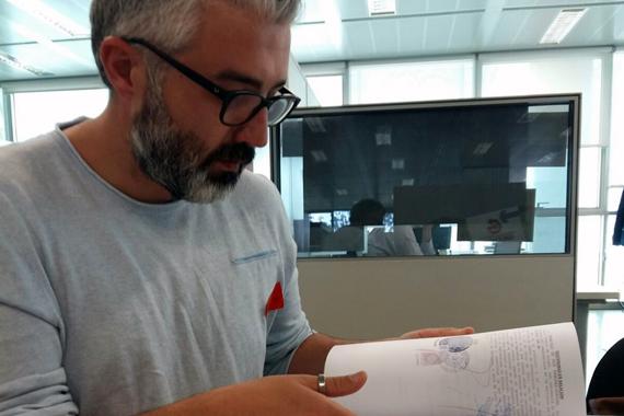 Juanma Ramón, regidor de Serveis Socials
