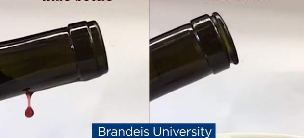 Botella que no gotea