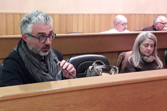 "Juanma Ramón, responsable de Polítiques Inclusives i Desenvolupament Humà "" title="