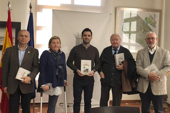 """Presentación del libro de las """"Jornadas sobre Arquitectura Tradicional Valenciana"""""""" title="""