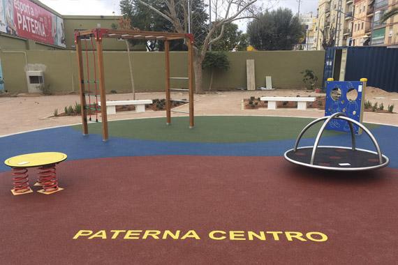 """Parque Cristo de la Fe"""" title="""